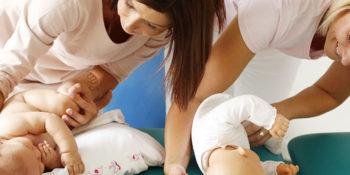 Kurzy předporodní a poporodní péče o dítě